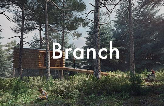 teaser cabanes branch